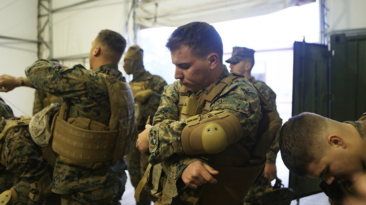 Corps announces winners of elbow, knee pads prize challenge