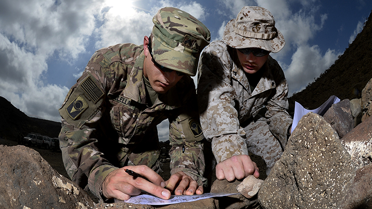 A concerted effort: Marine Corps, Army collaborate to strengthen programs