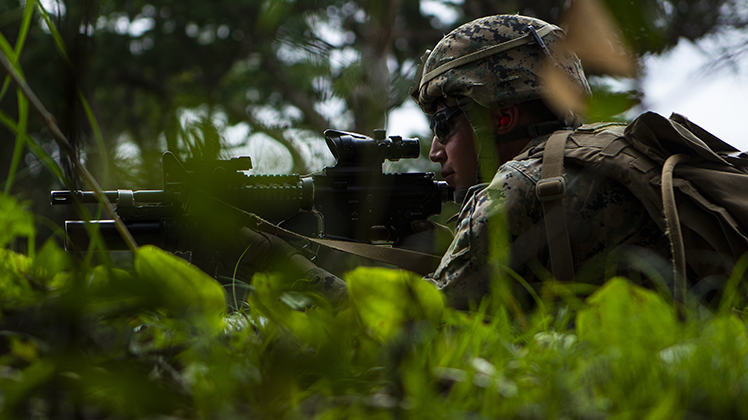 Corps seeks lighter, more capable rifle optic for combat arms Marines