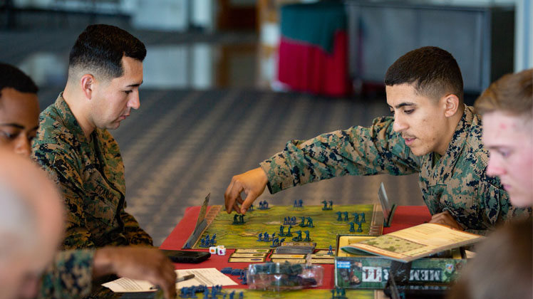 Marine Corps to build innovative wargaming center