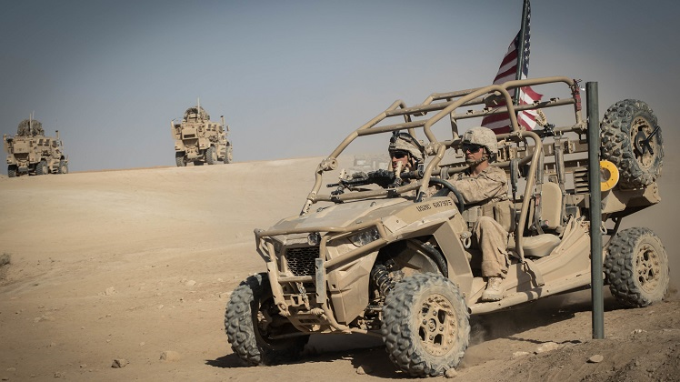 Marine Corps Utility Task Vehicles receiving multiple upgrades