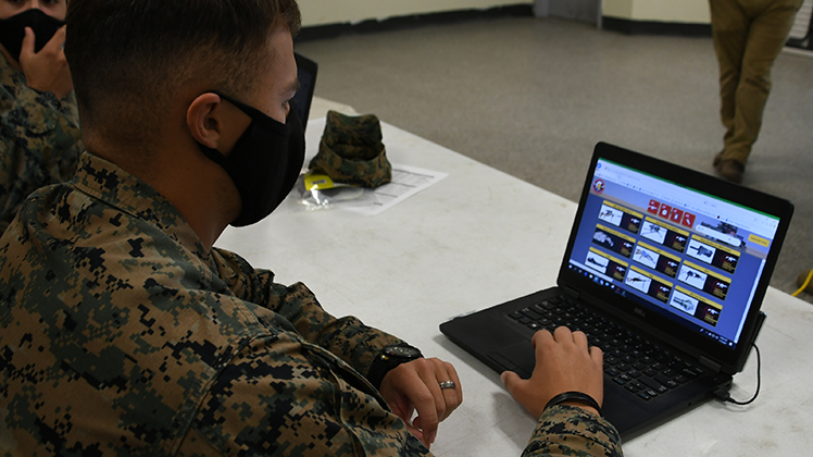 MCSC, MCTSSA create 'social media network for Marines' to support needs