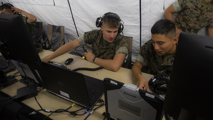 Marine Corps expedites fielding of Common Aviation Command and Control System