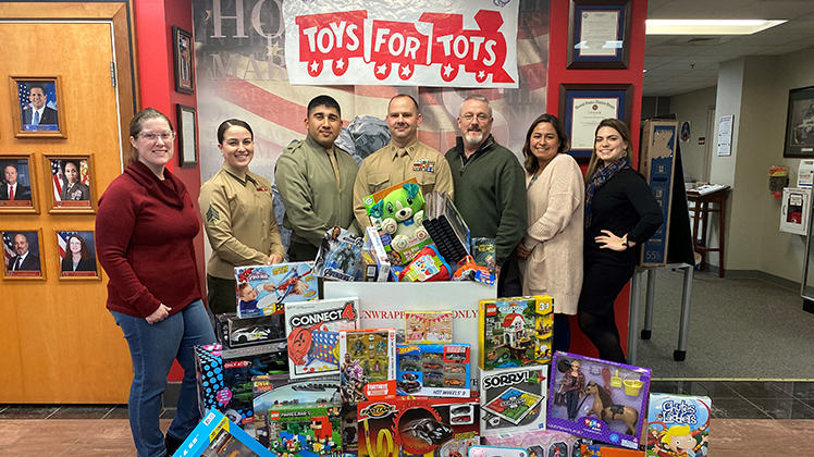 MCSC to host Marine Corps Birthday Motorcycle Ride/Toys for Tots Drive Nov. 9
