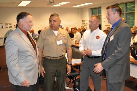 Marine Corps Corrosion Prevention and Control 2013 Working Group